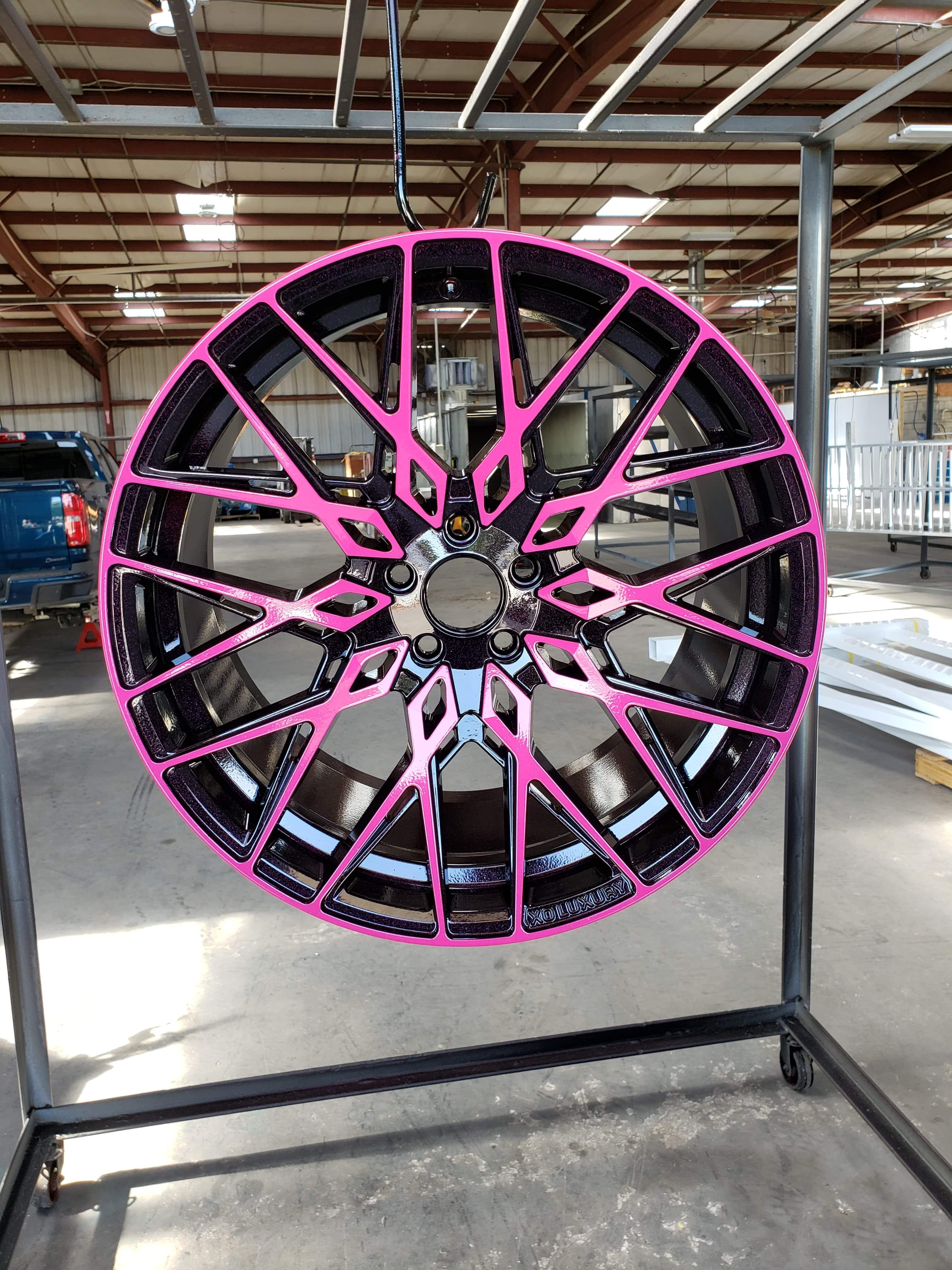 Work Gallery Ccc Powder Coating In Tampa Florida